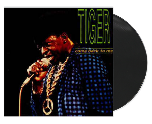 Come Back To Me - Tiger (LP)