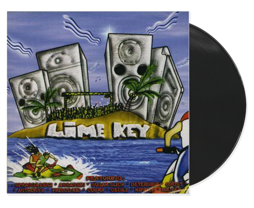 Lime Key Riddim - Various Artists (LP)