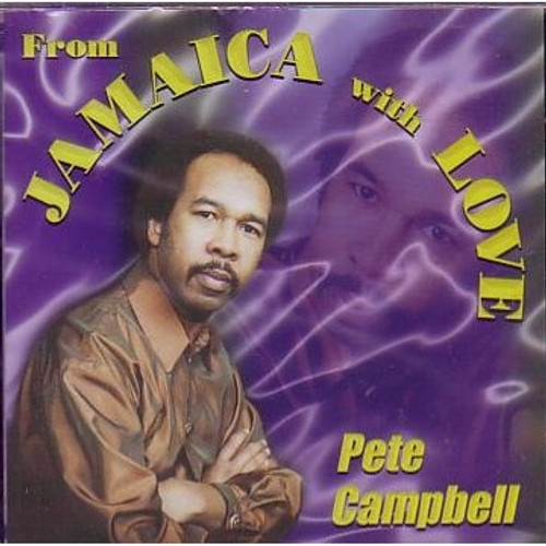From Jamaica With Love - Pete Campbell