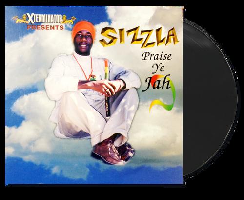 Praise Ye Jah - Sizzla (LP)