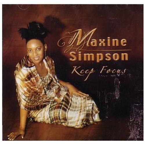 Keep Focus - Maxine Simpson