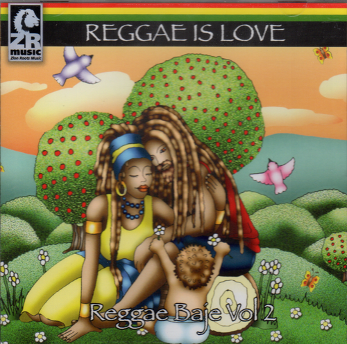 Reggae Is Love - Various Artists