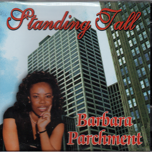 Standing Tall - Parchment Barbara