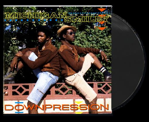 Downpression - Michigan & Smiley (LP)