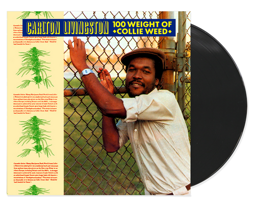 100 Weight Of Collie Weed - Carlton Livingston (LP)