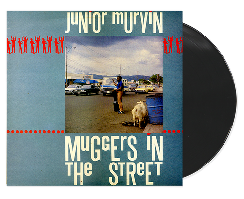 Muggers In The Street - Junior Murvin (LP)