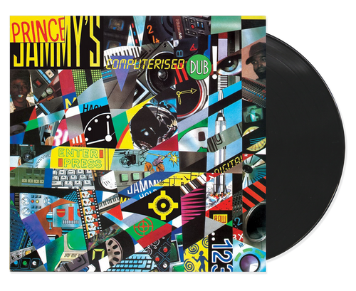 Computerised Dub - Prince Jammy (LP)