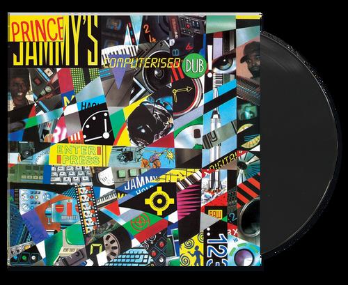 Computerised Dub - Prince Jammy (LP)