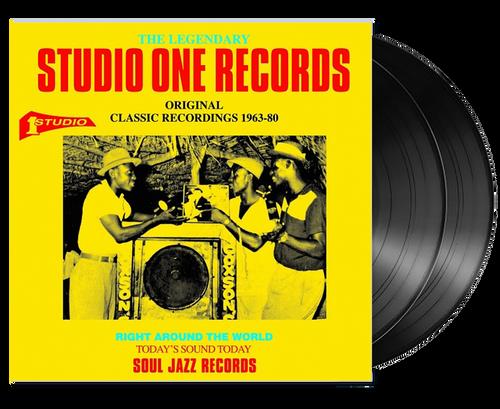 Legendary Studio One 2lp - Various Artists (LP)