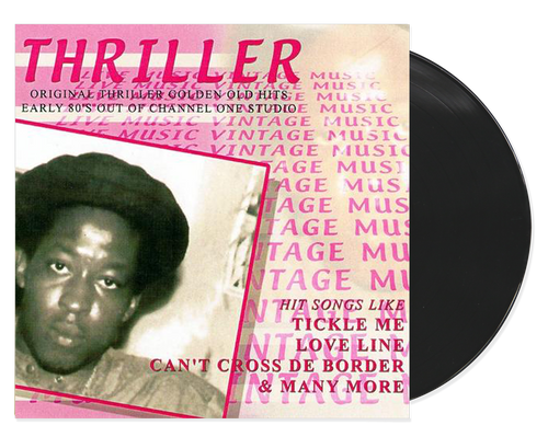 Sings Vintage Music - Thriller (LP)
