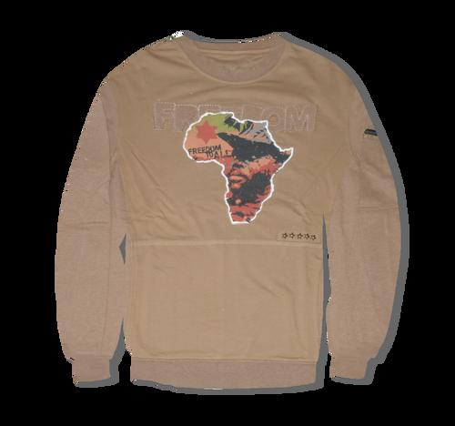 Freedom Crewneck Sweater