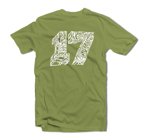 17 North T-shirt