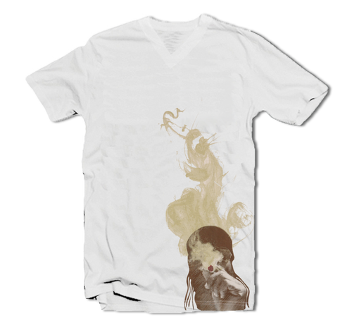 Smoking T-shirt