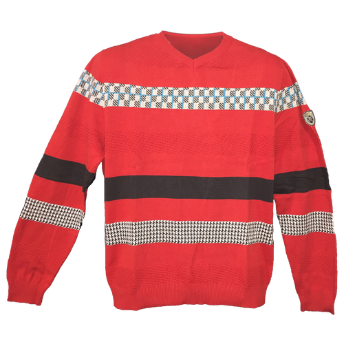V-neck Ska Sweater