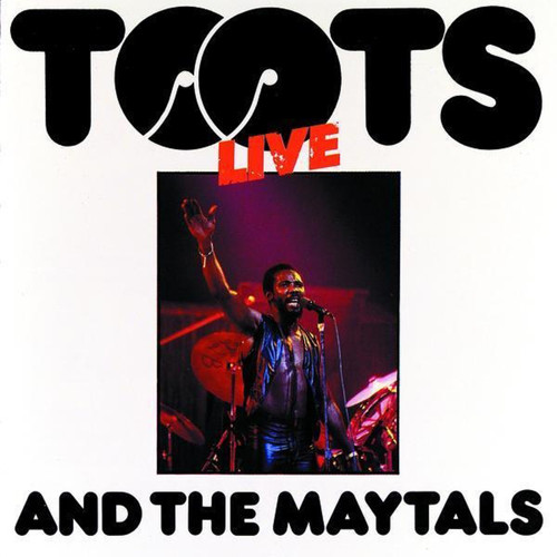 Live  - Toots & The Maytals (DVD)