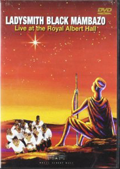 Live At The Royal Albert Hall - Ladysmith Black Mambazo (DVD)