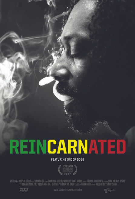 Reincarnated - Snoop Lion (DVD)