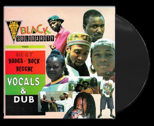 Best Roots Rock Reggae 1995 - Various Artists (LP)