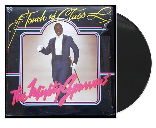 Touch Of Class, A - Sparrow (lp)