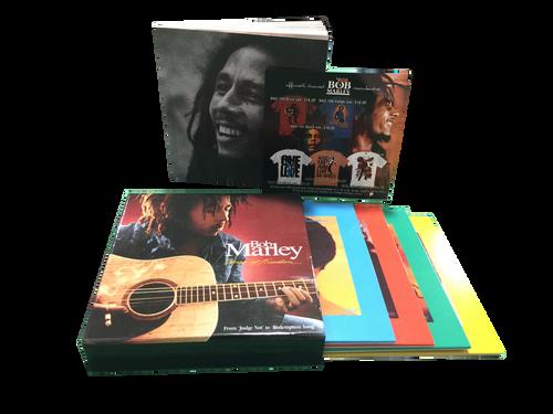 Songs Of Freedom (4CD Box Set)- Bob Marley