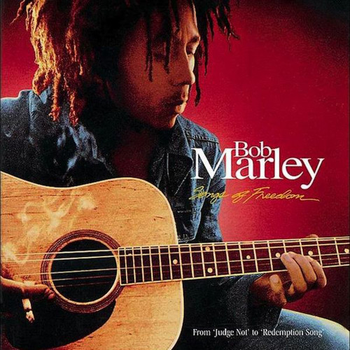 Songs Of Freedom (4CDs Box Set)- Bob Marley