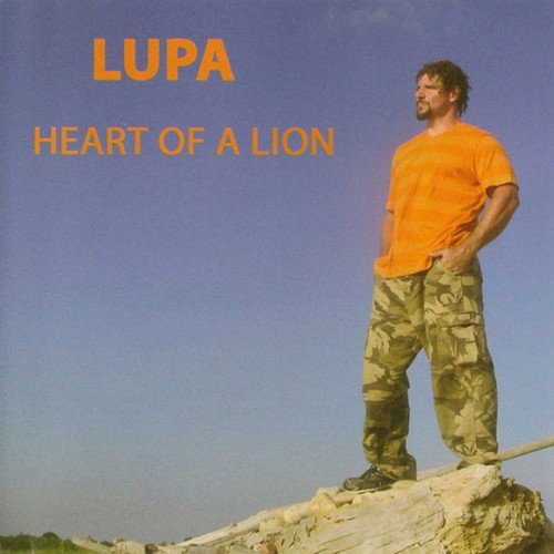 Heart Of A Lion - Lupa