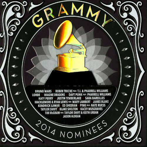 2014 Grammy Nominees - Various Artists