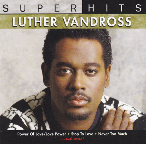 Super Hits - Luther Vandross