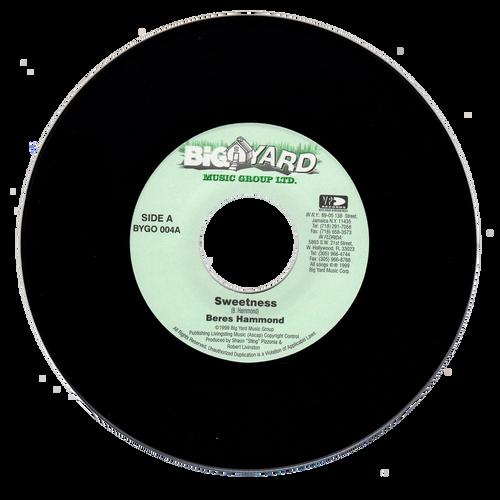 Sweeetness - Beres Hammond (7 Inch Vinyl)