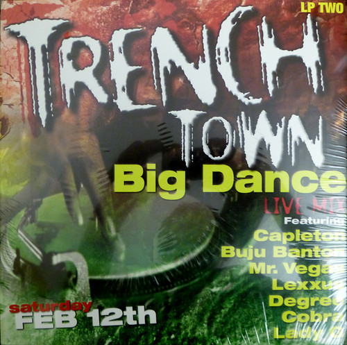 Trench Town Big Dance - Various Artist