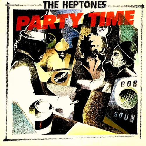 Party Time(Reissue Series) - The Heptones