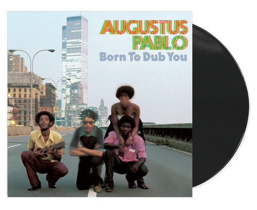 Born To Dub You - Augustus Pablo (LP)