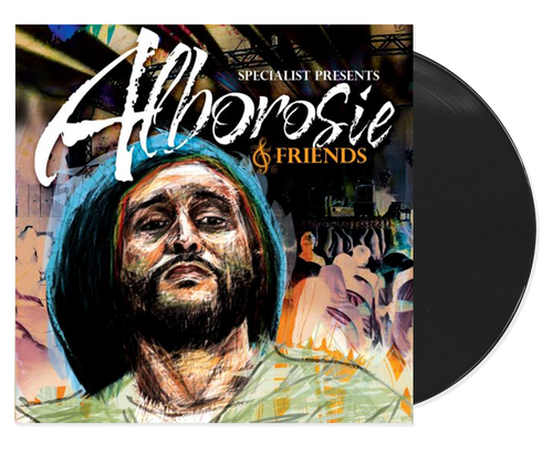Specialist Presents Alborosie & Friends - Alborosie & Friends (LP)