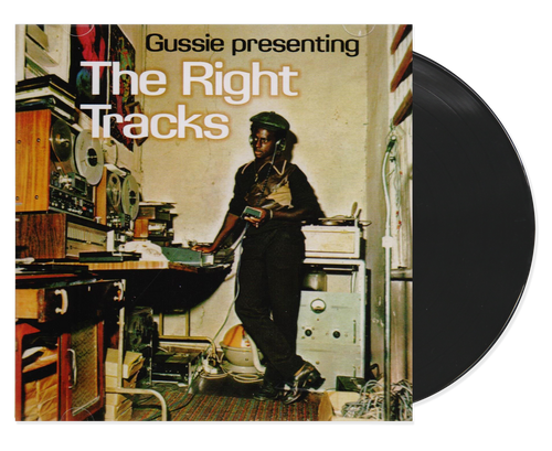 Gussie Presenting The Right Tracks - Various Artists (LP)