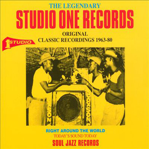 Legendary Studio One Classic Recordings 1963-80 - Various Artists