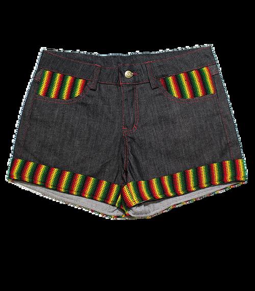 Rasta Shorts