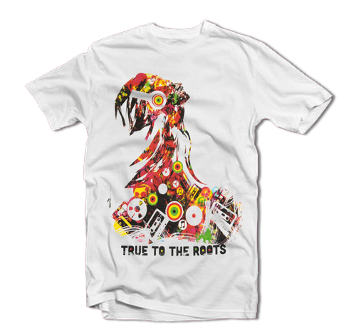 True To The Roots T-Shirt