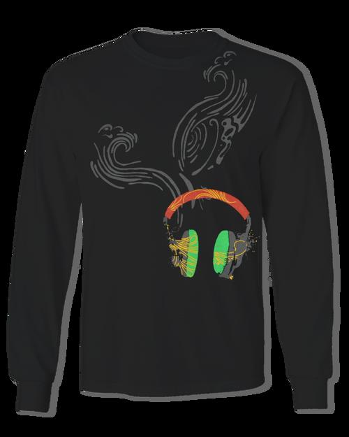 Headphones (Long Sleeve)