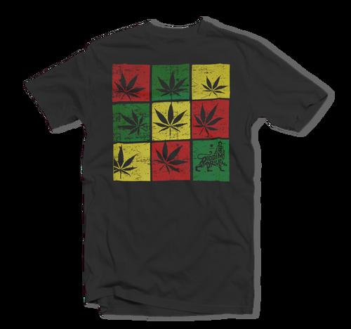 Rubix Weed T-Shirt