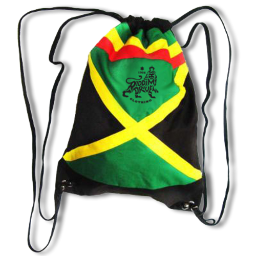 Drawstring Bag Rd Jamaica - Vp Roots