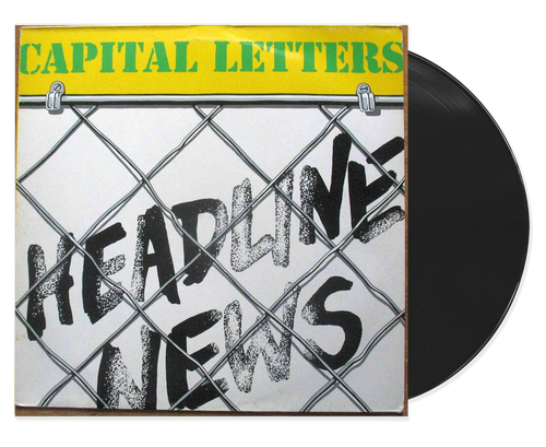 Headline News - Capital Letters (LP)
