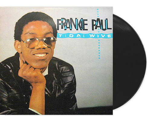 Tidal Wave - Frankie Paul (LP)
