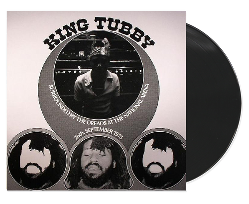 King Tubby Surround By The Dreads At The National Arena - Various Artists (LP)