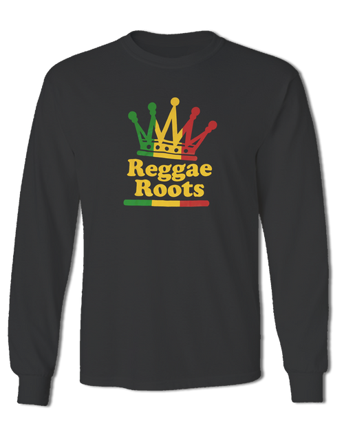 REGGAE ROOTS LONG SLEEVE