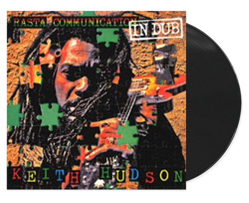 Rasta Communication In Dub - Keith Hudson (LP)