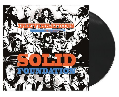 Solid Foundation 2vinyl + Cd - Various Artists (LP)