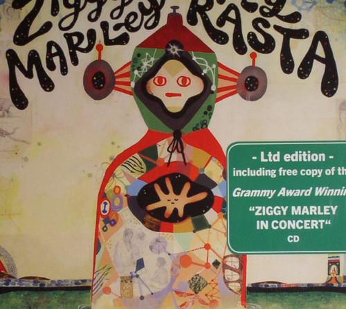Fly Rasta / In Concert (Dual Pack) - Ziggy Marley