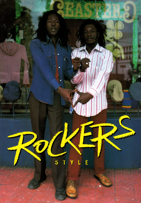 Rockers Style (Book) - Various Artist