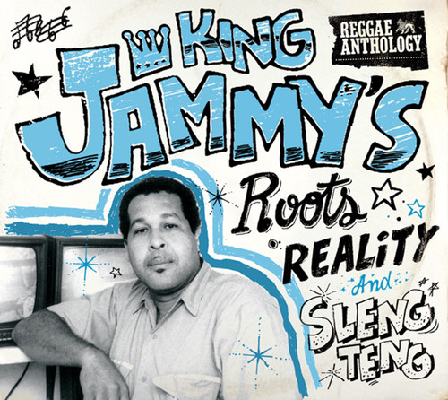 Reggae Anthology King Jammys - Roots Reality And - Various Artists