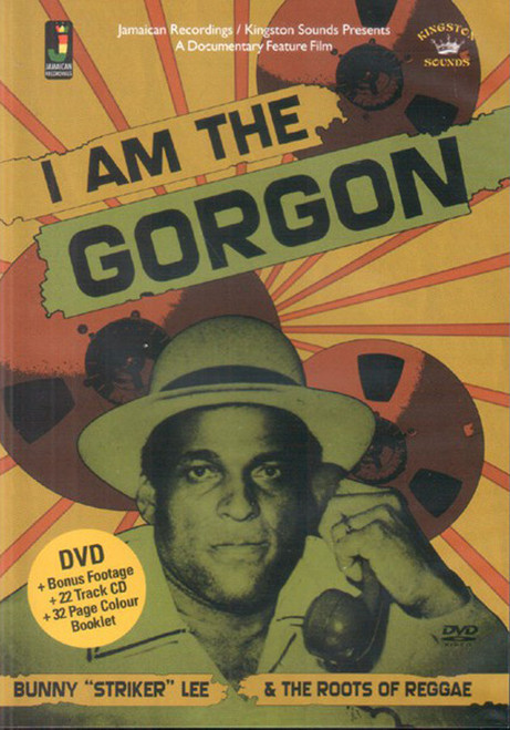 I Am The Gorgon-bonus Footage-22 Track Cd-bookle - Bunny Lee (DVD)